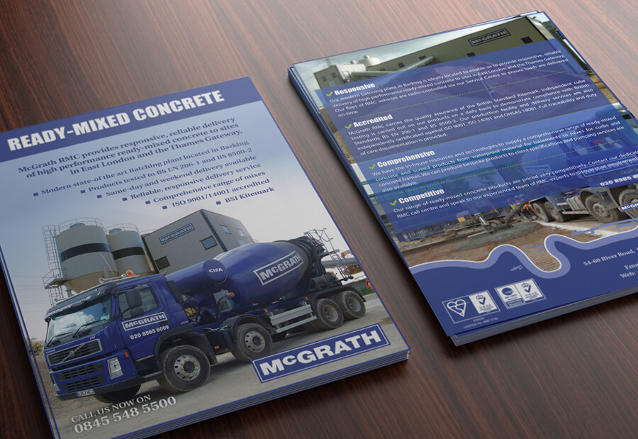 McGrath Group flyer