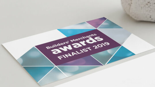 Builders Merchants Awards Finalist