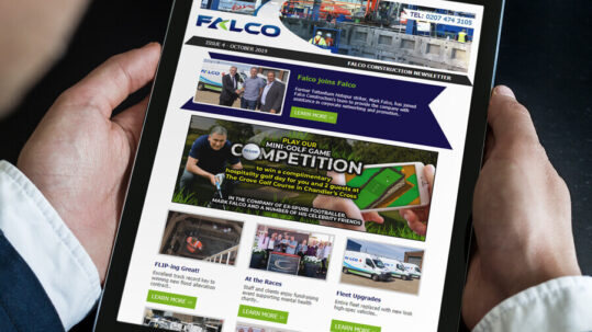 Falco e-newsletter