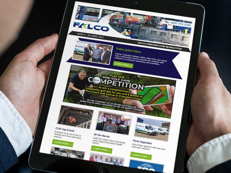 Falco e-newsletter