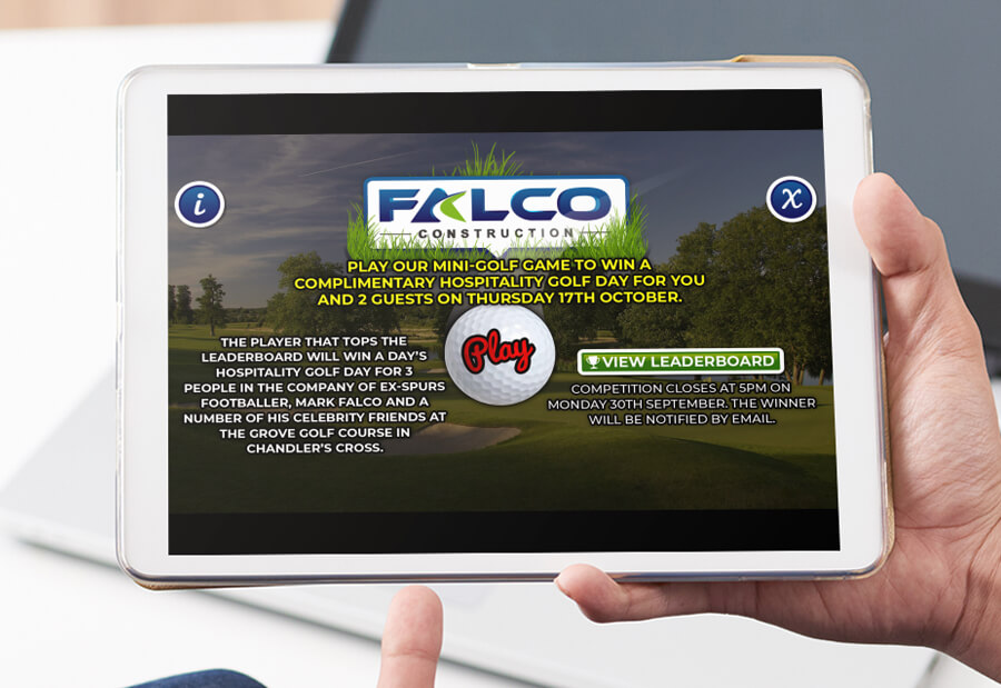 Falco golf game