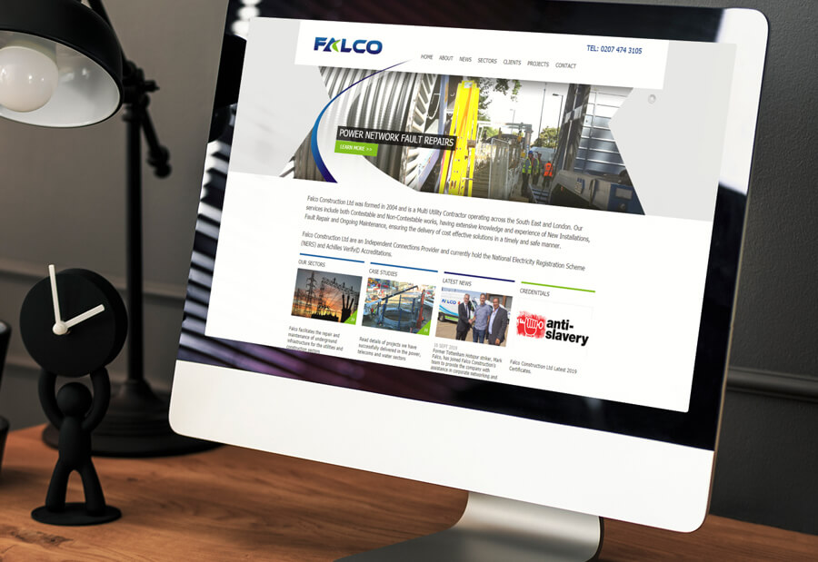 Falco website