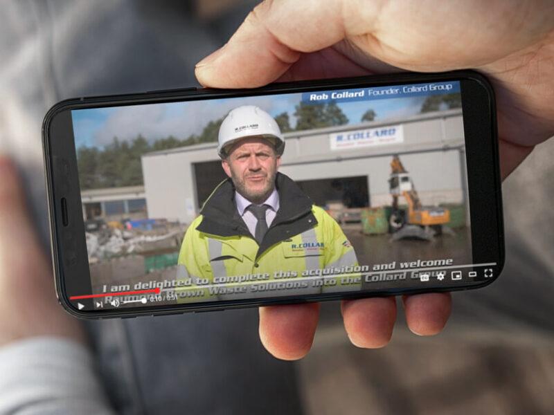 R Collard promotional video