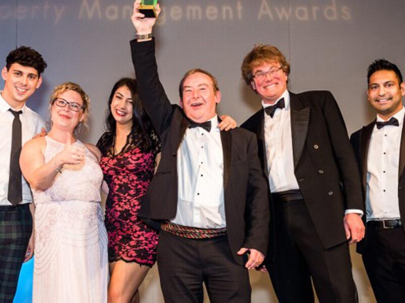 DMG award win